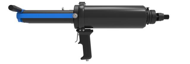 AirFlow 1 CBA 310C  2-component pneumatic caulking gun