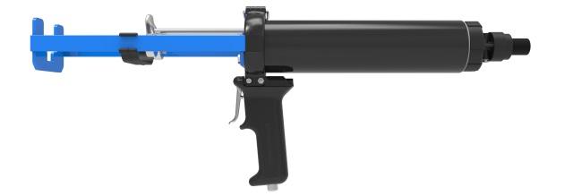 AirFlow 1 PPA 150HP 2-component pneumatic caulking gun