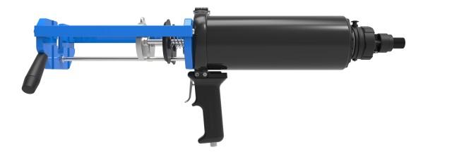 AirFlow 1 PPA 1500 2-component pneumatic caulking gun