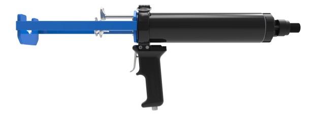 AirFlow 1 RBA 300 B 2-component pneumatic caulking gun