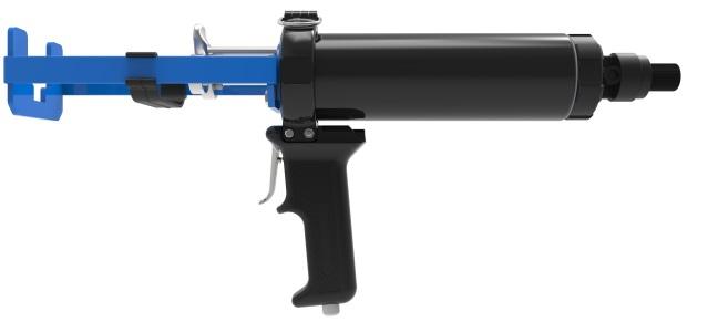 AirFlow 1 VBA 100 HP 2-component pneumatic caulking gun
