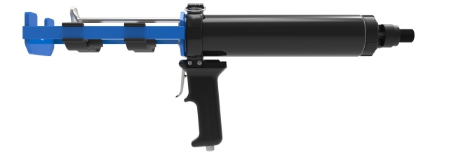 AirFlow 1 VBA 200B 2-component pneumatic caulking gun