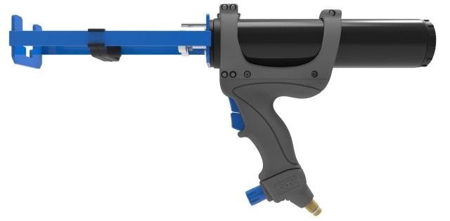 AirFlow 3 VBA 100 HP 2-component pneumatic caulking gun