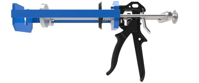 PPM 600 X 2-component manual caulking gun