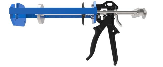 PPM 750 X 2-component manual caulking gun