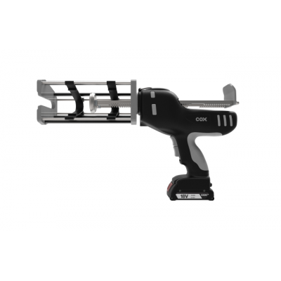 ElectraFlow™ Dual Ultra 400 MR 2-component battery caulking gun