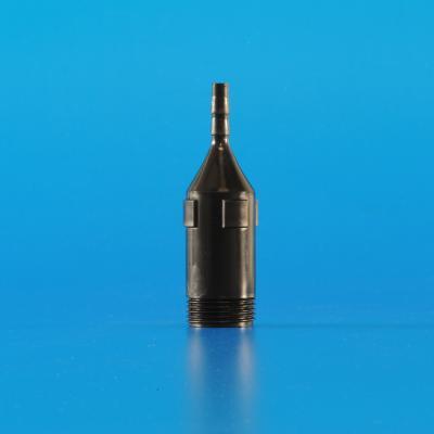 Black Injection Nozzle 2N1005 for sealant and adhesive grouting application