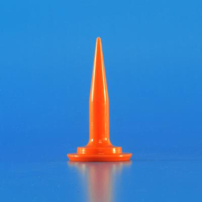 Orange Nozzle 2N1037 for sealant and adhesive grouting application