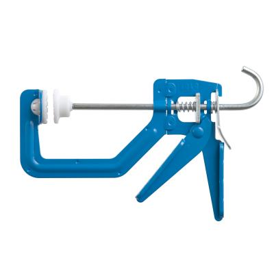 Soloclamp 100 for sealant and adhesive grouting application